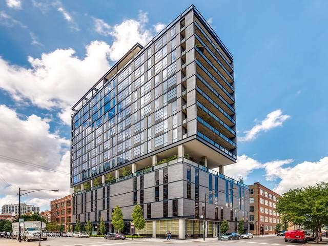 400 W Huron Street #501, Chicago, IL 60654 (MLS #11155777) :: Ani Real Estate