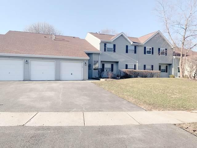 56 N Victoria Lane A, Streamwood, IL 60107 (MLS #11155791) :: Suburban Life Realty