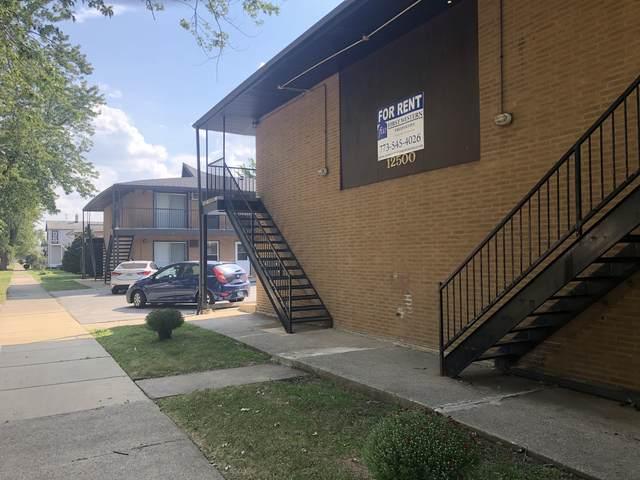 12500 S Lincoln Street, Calumet Park, IL 60827 (MLS #11155988) :: Suburban Life Realty