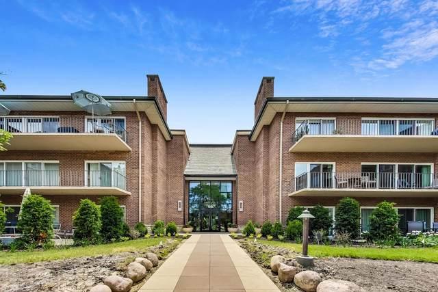 6 Oak Brook Club Drive J301, Oak Brook, IL 60523 (MLS #11156021) :: Angela Walker Homes Real Estate Group
