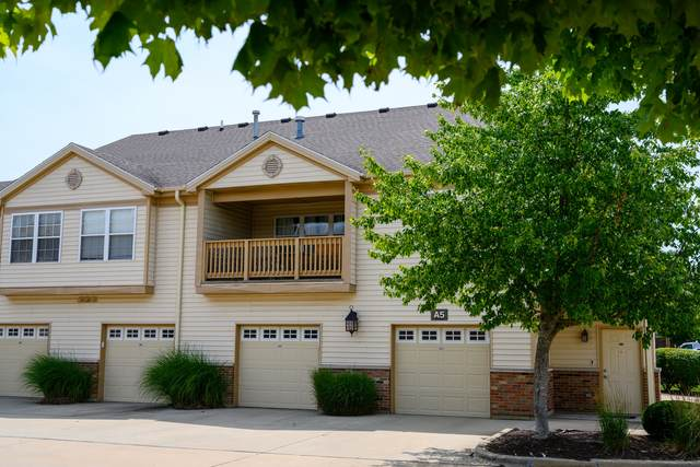3774 Thornhill Circle A5, Champaign, IL 61822 (MLS #11156070) :: Littlefield Group