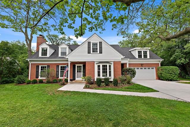 1240 Thornapple Lane, Northbrook, IL 60062 (MLS #11156081) :: O'Neil Property Group