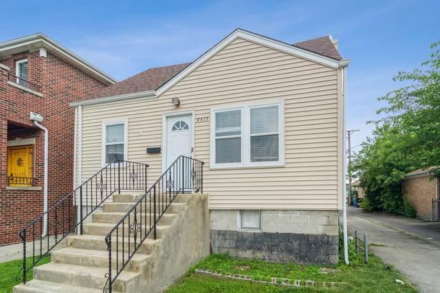 4415 N Sayre Avenue, Harwood Heights, IL 60706 (MLS #11156094) :: Suburban Life Realty