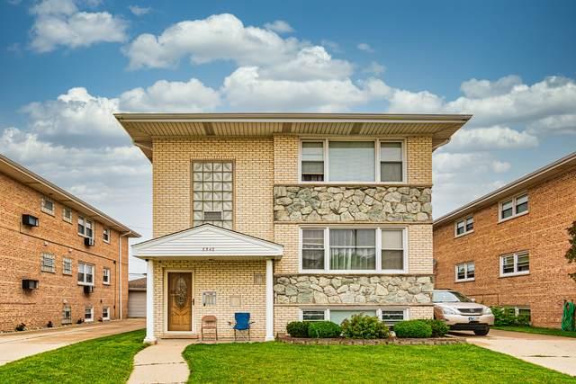 8542 W Winnemac Avenue, Chicago, IL 60656 (MLS #11156141) :: Lewke Partners - Keller Williams Success Realty