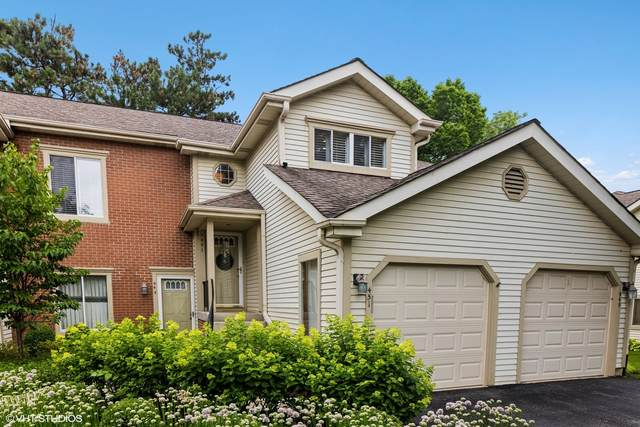 451 58th Place #451, Hinsdale, IL 60521 (MLS #11156178) :: The Wexler Group at Keller Williams Preferred Realty