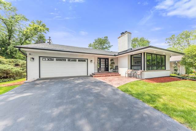 266 Stonegate Road, Clarendon Hills, IL 60514 (MLS #11156186) :: O'Neil Property Group
