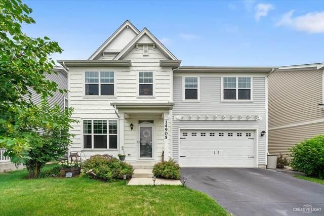 14905 S Flanders Lane, Plainfield, IL 60544 (MLS #11156242) :: Suburban Life Realty