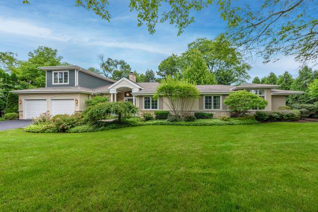 411 Rollwind Road, Glenview, IL 60025 (MLS #11156312) :: The Wexler Group at Keller Williams Preferred Realty