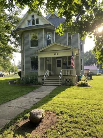 420 Washington Street, Farmer City, IL 61842 (MLS #11156373) :: O'Neil Property Group