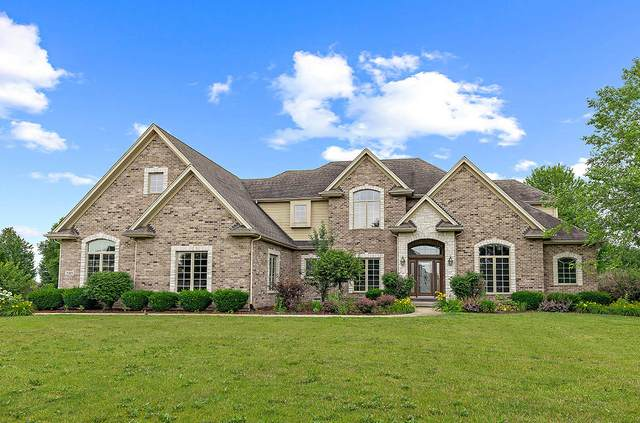 25909 W Prairie Hill Lane, Plainfield, IL 60585 (MLS #11156419) :: The Wexler Group at Keller Williams Preferred Realty