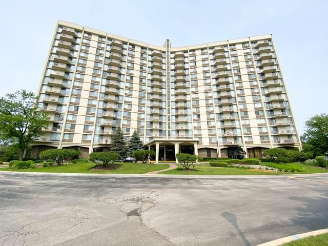 40 N Tower Road 7L, Oak Brook, IL 60523 (MLS #11156461) :: Angela Walker Homes Real Estate Group