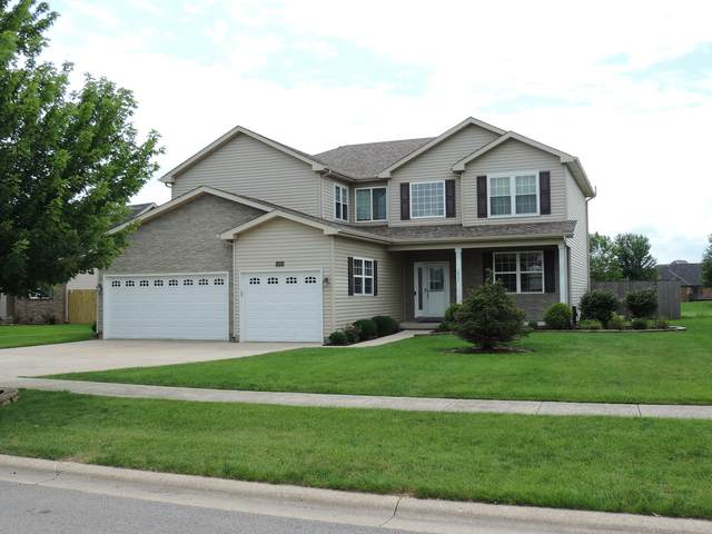 1805 Eagle Drive, Morris, IL 60450 (MLS #11156481) :: The Wexler Group at Keller Williams Preferred Realty
