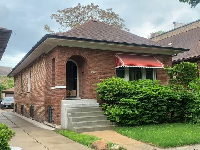 7229 S Bennett Avenue, Chicago, IL 60649 (MLS #11156516) :: Ani Real Estate