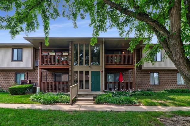 603 Garden Circle #8, Streamwood, IL 60107 (MLS #11156541) :: O'Neil Property Group