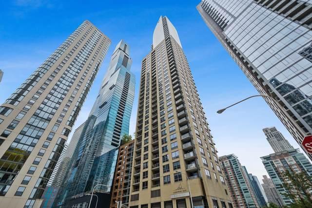 420 E Waterside Drive #3514, Chicago, IL 60601 (MLS #11156556) :: Lewke Partners - Keller Williams Success Realty