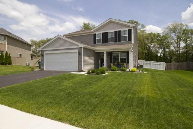 411 S Stone Brook Drive, Romeoville, IL 60446 (MLS #11156567) :: O'Neil Property Group