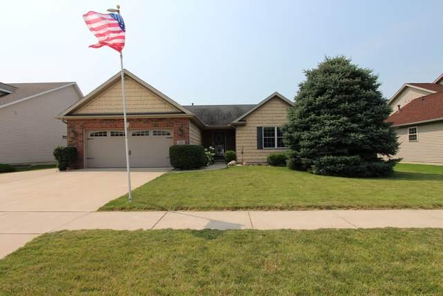 2921 Three Eagles Street, Normal, IL 61761 (MLS #11156643) :: Suburban Life Realty