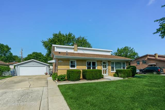8722 81st Court, Hickory Hills, IL 60457 (MLS #11156664) :: The Wexler Group at Keller Williams Preferred Realty