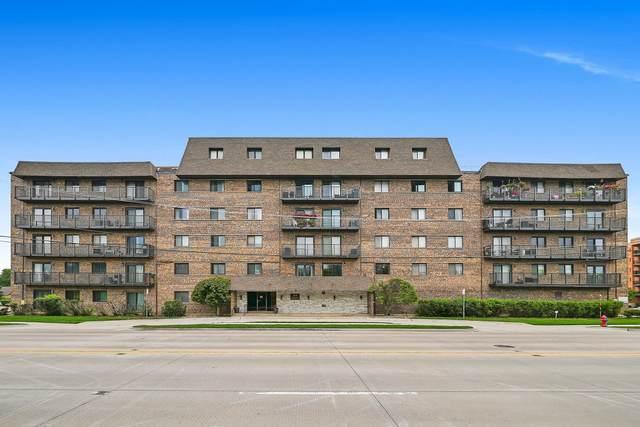 960 S River Road #207, Des Plaines, IL 60016 (MLS #11156689) :: Jacqui Miller Homes