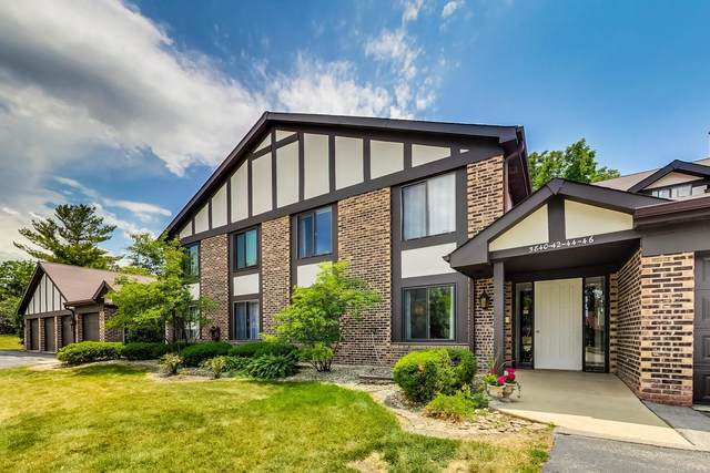 5844 Buck Court 6-SEP, Westmont, IL 60559 (MLS #11156757) :: O'Neil Property Group