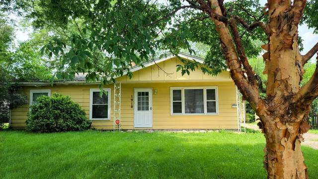 1910 E Country Squire Drive, Urbana, IL 61802 (MLS #11156792) :: O'Neil Property Group
