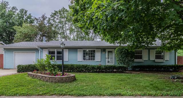 1801 Winchester Drive, Champaign, IL 61821 (MLS #11156867) :: The Wexler Group at Keller Williams Preferred Realty