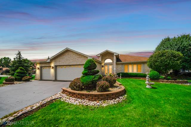 380 Maryview Parkway, Matteson, IL 60443 (MLS #11156888) :: Carolyn and Hillary Homes