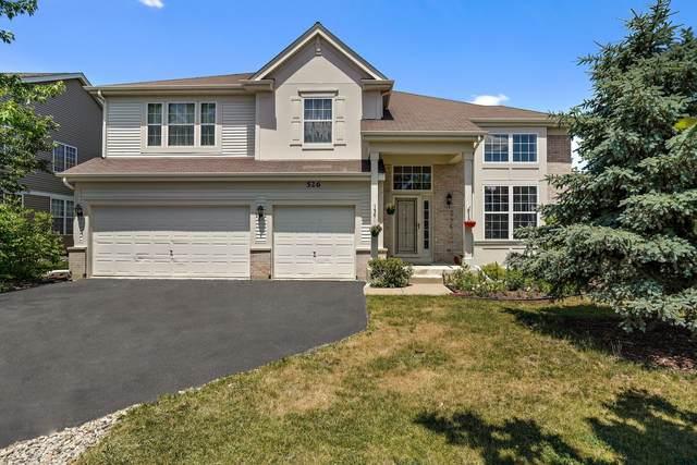 526 W Seaton Drive, Round Lake, IL 60073 (MLS #11156921) :: O'Neil Property Group