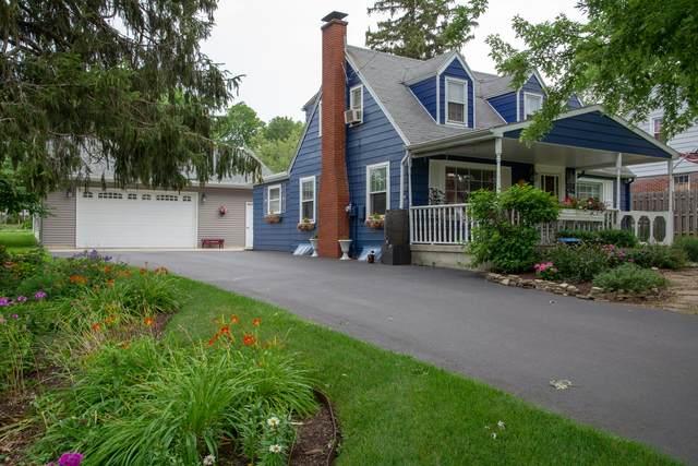 206 E Brayton Road, Mount Morris, IL 61054 (MLS #11157009) :: The Wexler Group at Keller Williams Preferred Realty
