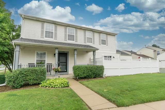 136 Mountain Laurel Court, Romeoville, IL 60446 (MLS #11157013) :: Suburban Life Realty