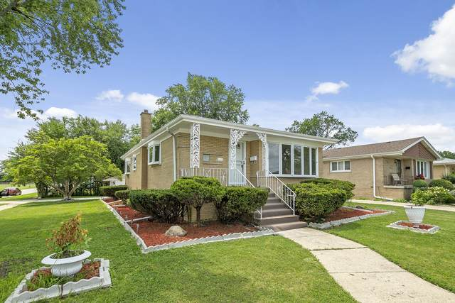140 W 27th Street, South Chicago Heights, IL 60411 (MLS #11157023) :: Suburban Life Realty