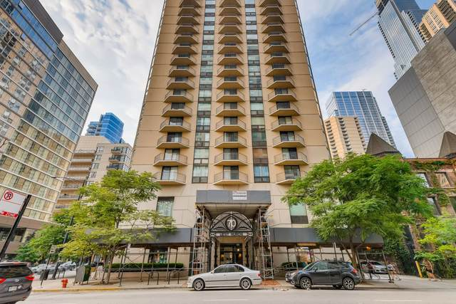 70 W Huron Street #1010, Chicago, IL 60654 (MLS #11157027) :: Jacqui Miller Homes