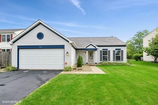 786 Tiffany Farms Road, Antioch, IL 60002 (MLS #11157108) :: O'Neil Property Group