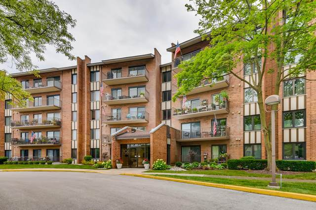 701 Lake Hinsdale Drive #507, Willowbrook, IL 60527 (MLS #11157125) :: Rossi and Taylor Realty Group