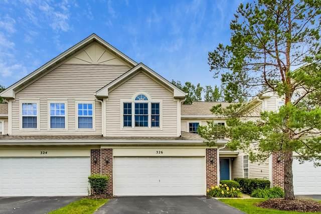 326 W Prairie Circle, Itasca, IL 60143 (MLS #11157130) :: O'Neil Property Group