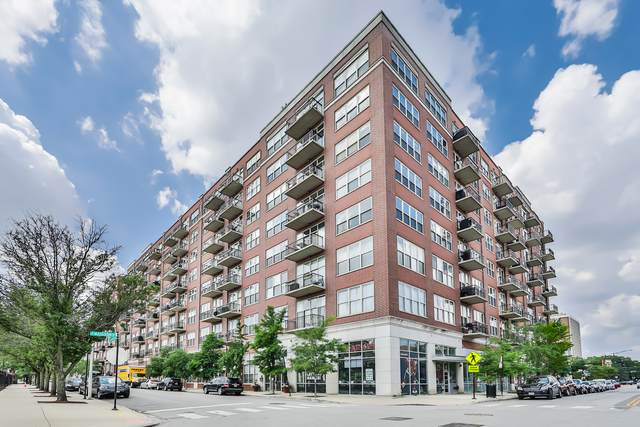 6 S Laflin Street #709, Chicago, IL 60607 (MLS #11157233) :: Lux Home Chicago