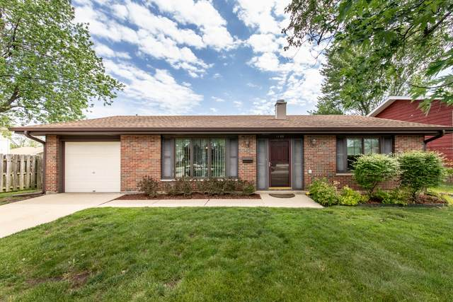 1155 Hassell Road, Hoffman Estates, IL 60169 (MLS #11157246) :: O'Neil Property Group