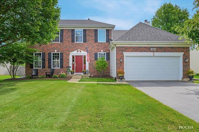 244 Berkshire Lane, Sugar Grove, IL 60554 (MLS #11157340) :: O'Neil Property Group