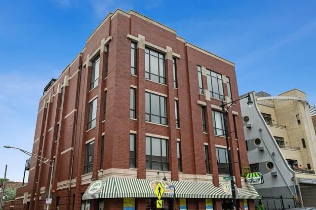 1609 N Hoyne Avenue 2E, Chicago, IL 60647 (MLS #11157354) :: Lewke Partners - Keller Williams Success Realty