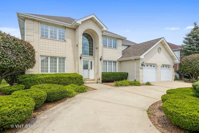 8024 Mallow Drive, Tinley Park, IL 60477 (MLS #11157424) :: O'Neil Property Group