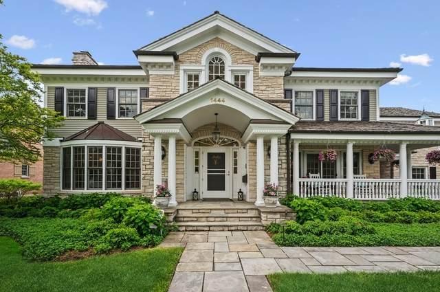 1444 Kaywood Lane, Glenview, IL 60025 (MLS #11157432) :: Jacqui Miller Homes