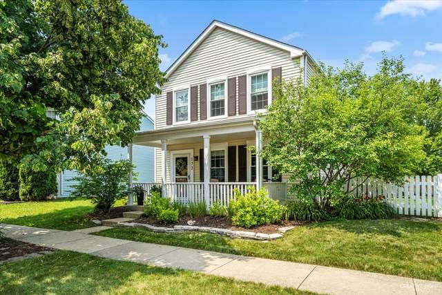 172 Eisenhower Drive, Oswego, IL 60543 (MLS #11157560) :: Jacqui Miller Homes