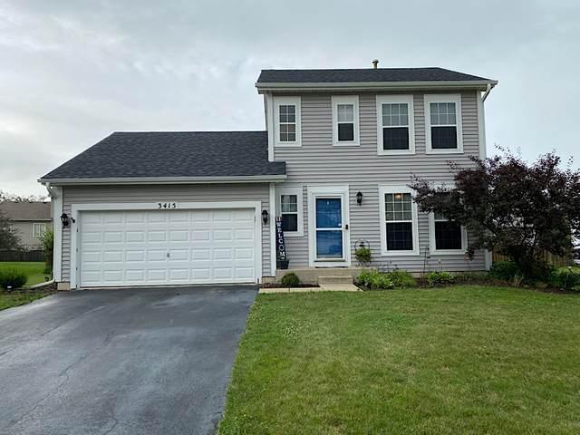 3415 Hoffman Street, Plano, IL 60545 (MLS #11157606) :: O'Neil Property Group