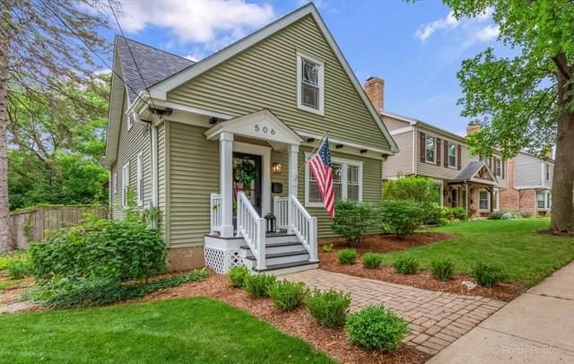 506 E Russell Street, Barrington, IL 60010 (MLS #11157619) :: Suburban Life Realty