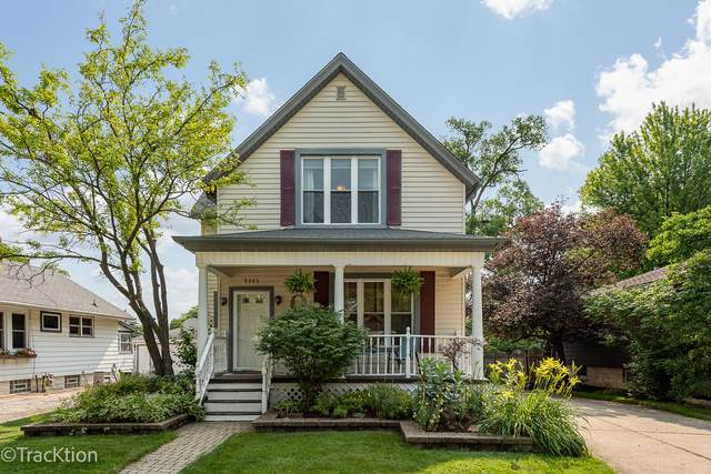 5345 Park Avenue, Downers Grove, IL 60515 (MLS #11157640) :: The Wexler Group at Keller Williams Preferred Realty