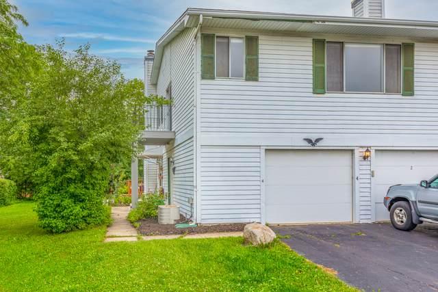 4 Wake Robin Court D, Woodridge, IL 60517 (MLS #11157653) :: O'Neil Property Group