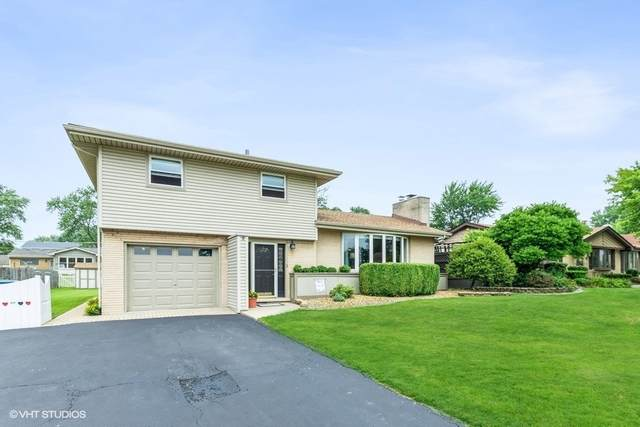 8528 S 83rd Avenue, Hickory Hills, IL 60457 (MLS #11157724) :: The Wexler Group at Keller Williams Preferred Realty