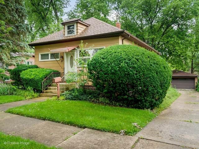 27 S Adams Street, Westmont, IL 60559 (MLS #11157748) :: O'Neil Property Group