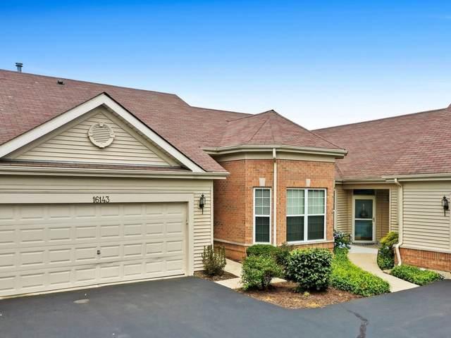 16143 Powderhorn Lake Way, Crest Hill, IL 60403 (MLS #11157797) :: Jacqui Miller Homes