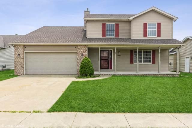 1821 Saltonstall Drive, Normal, IL 61761 (MLS #11157841) :: Suburban Life Realty